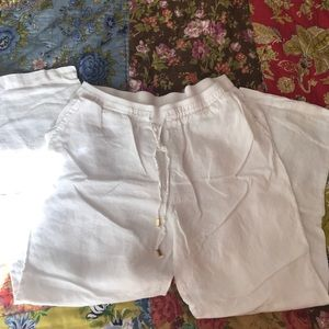 Pants - Elleny Tracy Linen Pants